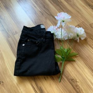 Free People High Rise Skinny Jeans size 24